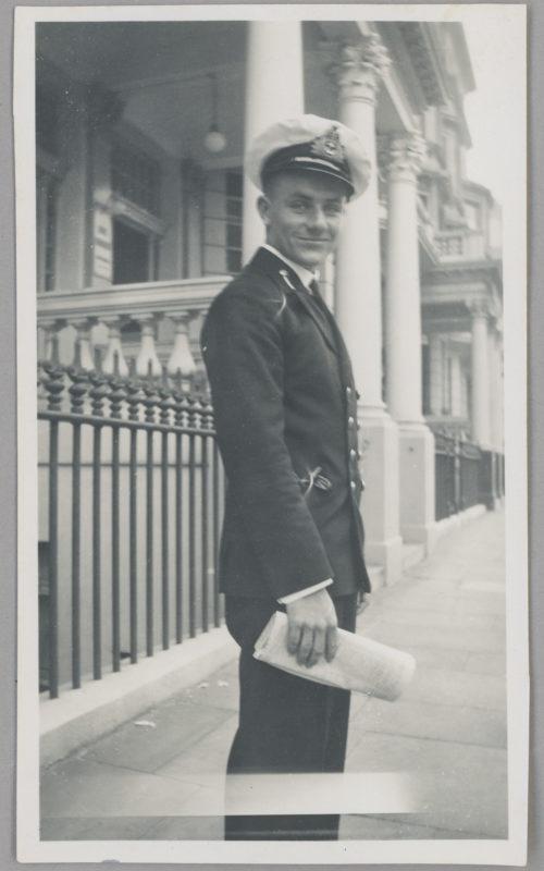 Lieutenant Peter Allen, Royal Navy 2018.238.45