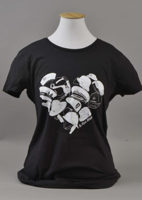 Te Kiwi Māia T-shirt 2020.45.1