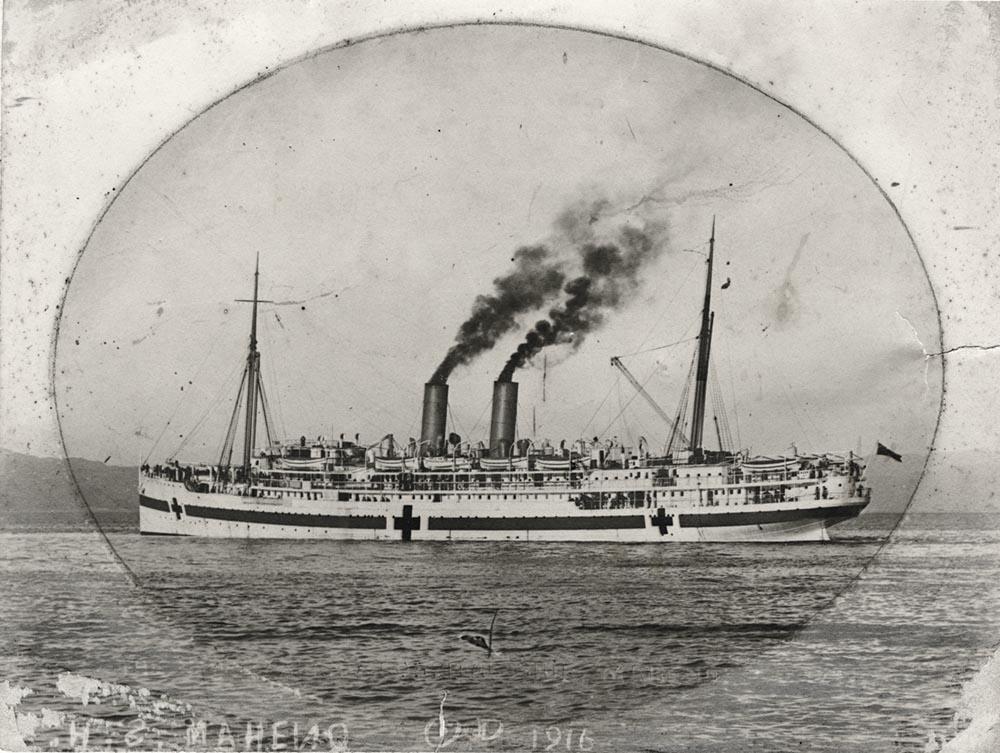 Hospital Ships Maheno And Marama National Museum Of The Royal