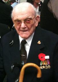 Evans veteran photo