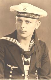 Heinrich Rodolf Dick, 1938