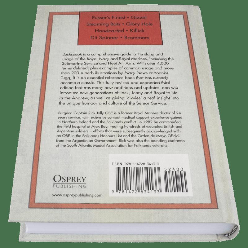 Jackspeak book - Back cover straight