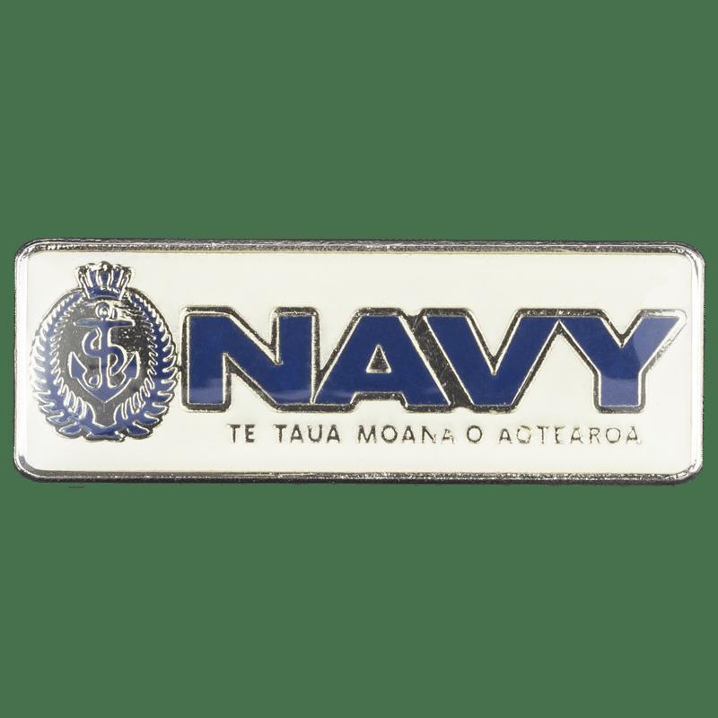 Lapel Pin - Navy Logo