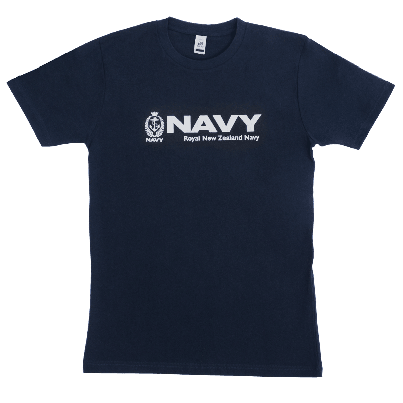 Navy T-Shirt - Navy Blue