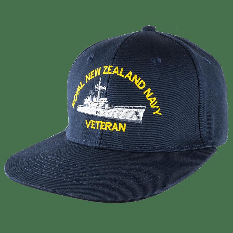 Navy Veteran Cap