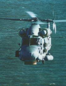 Kaman SH-2G Seasprite Helicopter