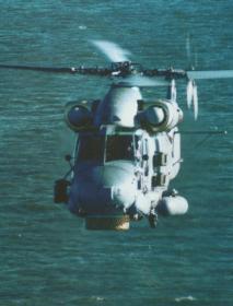 Kaman SH-2G Seasprite Helicopter
