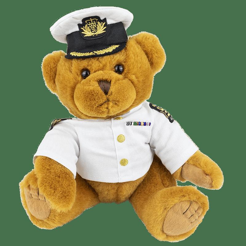 Teddy Bear - Navy Officer