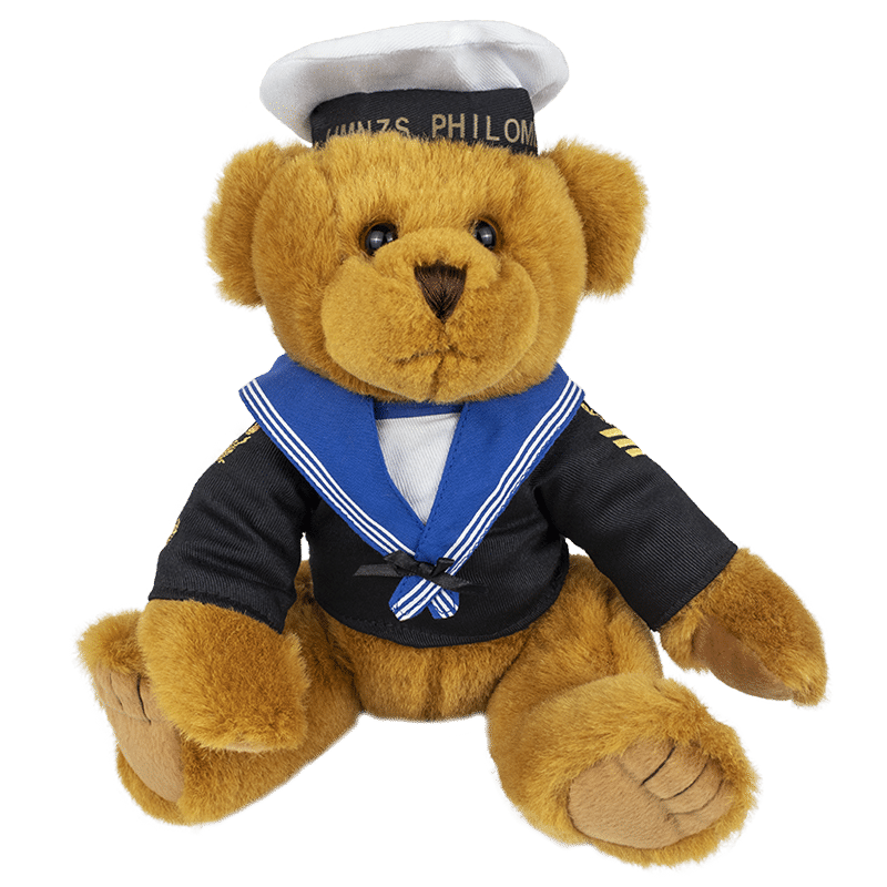 Teddy Bear - Torpedo Ted Sailor