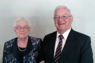 Tom and Wendy Hickmott