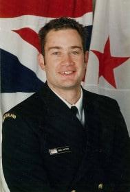 Lieutenant Commander Karl Vetter