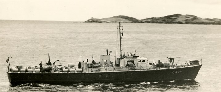Fairmiles in RNZN Service — National Museum of the Royal New