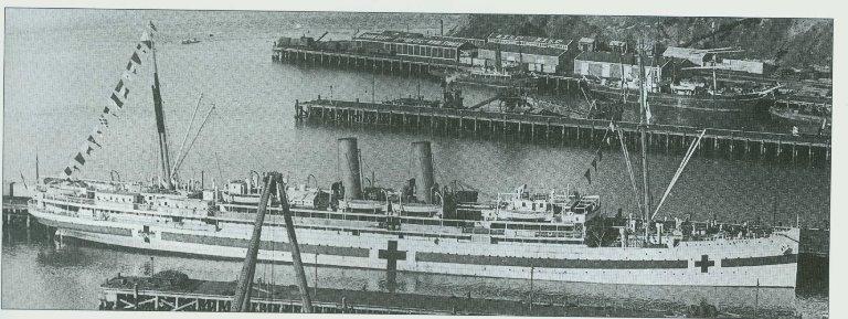 [Source Ian Farquhar, Union Fleet, rev. ed., Wellington: New Zealand Ship & Marine Society, 2001, p. 77]