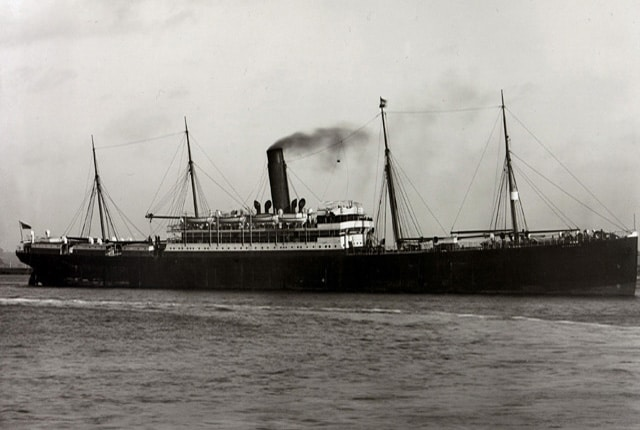 April Calendar Nz : Troopships — national museum of the royal new zealand navy