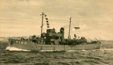 HMNZS Sanda (RNZN Museum ABL 0036)