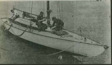 HMNZS Tangaika [RNZN Museum ACU 0052 image c 1949]