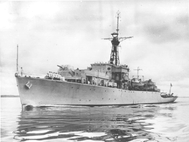 HMNZS Taupo [RNZN Museum]