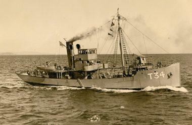 HMNZS Waiho (RNZN Museum ABB 0006)